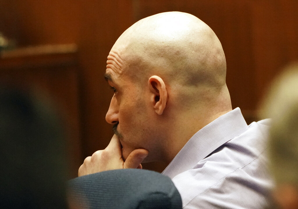 'Hollywood Ripper' Michael Gargiulo should get the death penalty, jury says