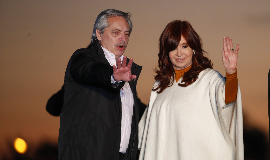Trump ally Mauricio Macri set to lose Argentina election to Cristina Kirchner-backed left-wing rival
