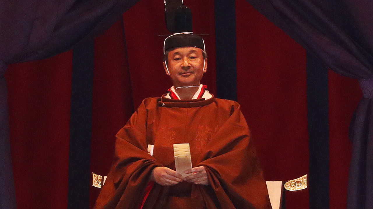 Japan pardons more than half a million of petty crimes to mark ascension of new emperor