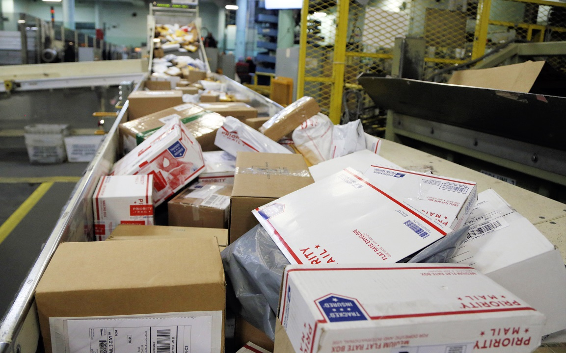 California, NYC allege in lawsuit Postal Service turns blind eye to smuggled cigarettes
