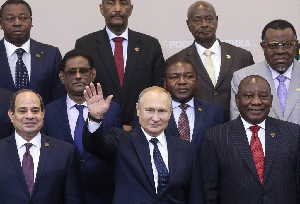 Russia building new empire in Africa: 'The United States should be hugely concerned'