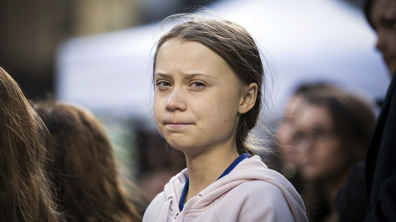 Westlake Legal Group AP19298851953803 Greta Thunberg approaches Lisbon after 20-day trip across Atlantic fox-news/world/environment/climate-change fox news fnc/world fnc Danielle Wallace article 95258397-dcad-58c0-b163-d32300a71646
