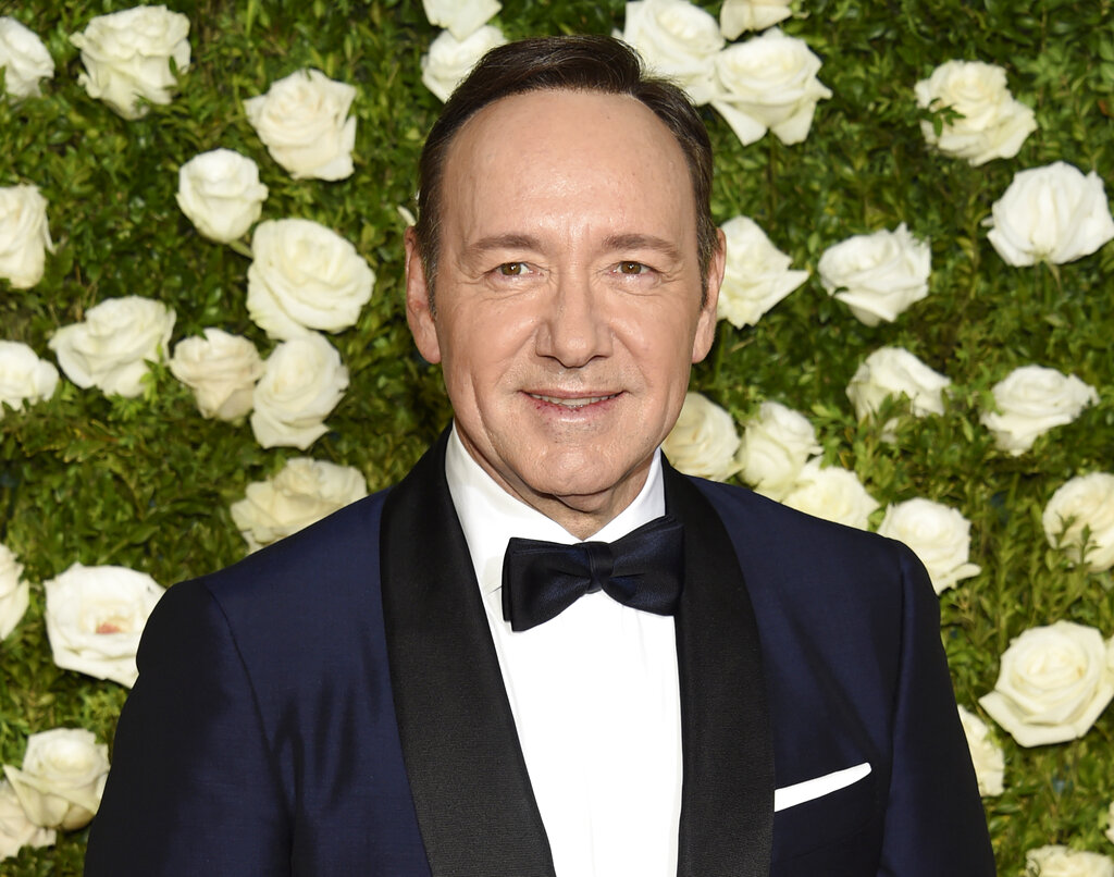 Westlake Legal Group AP19302688888698 Kevin Spacey won't be charged in one sex-assault case after accuser dies Vandana Rambaran fox-news/entertainment fox news fnc/entertainment fnc article 115eded0-1ea8-5ddc-a8d4-71203271455a