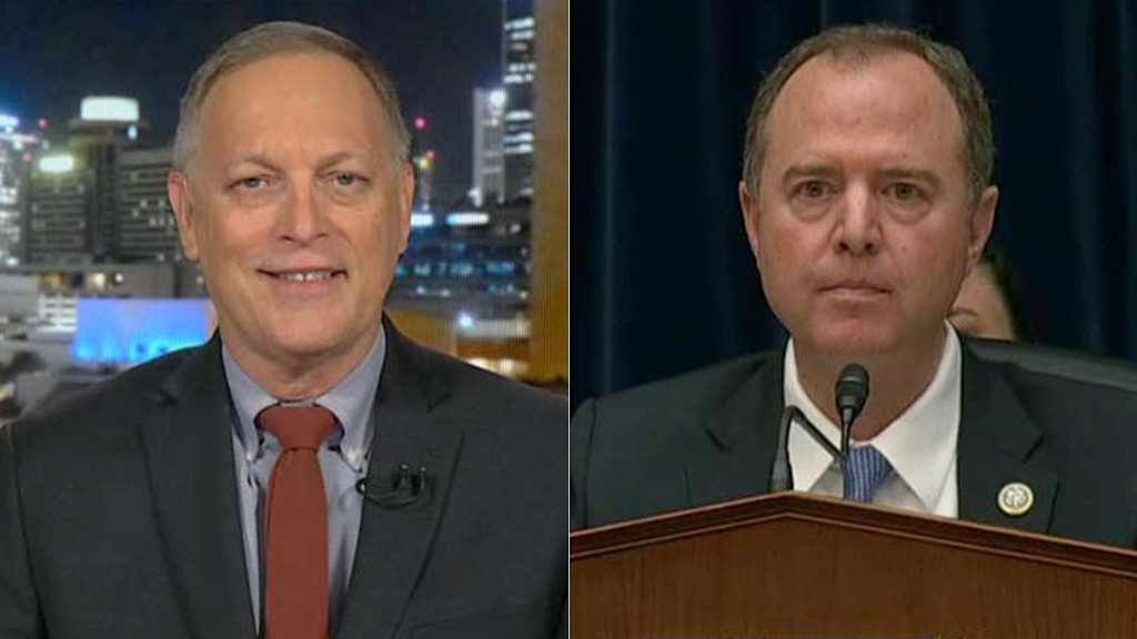 Rep. Biggs: Adam Schiff has 'crossed the Rubicon and needs to be disciplined' by House
