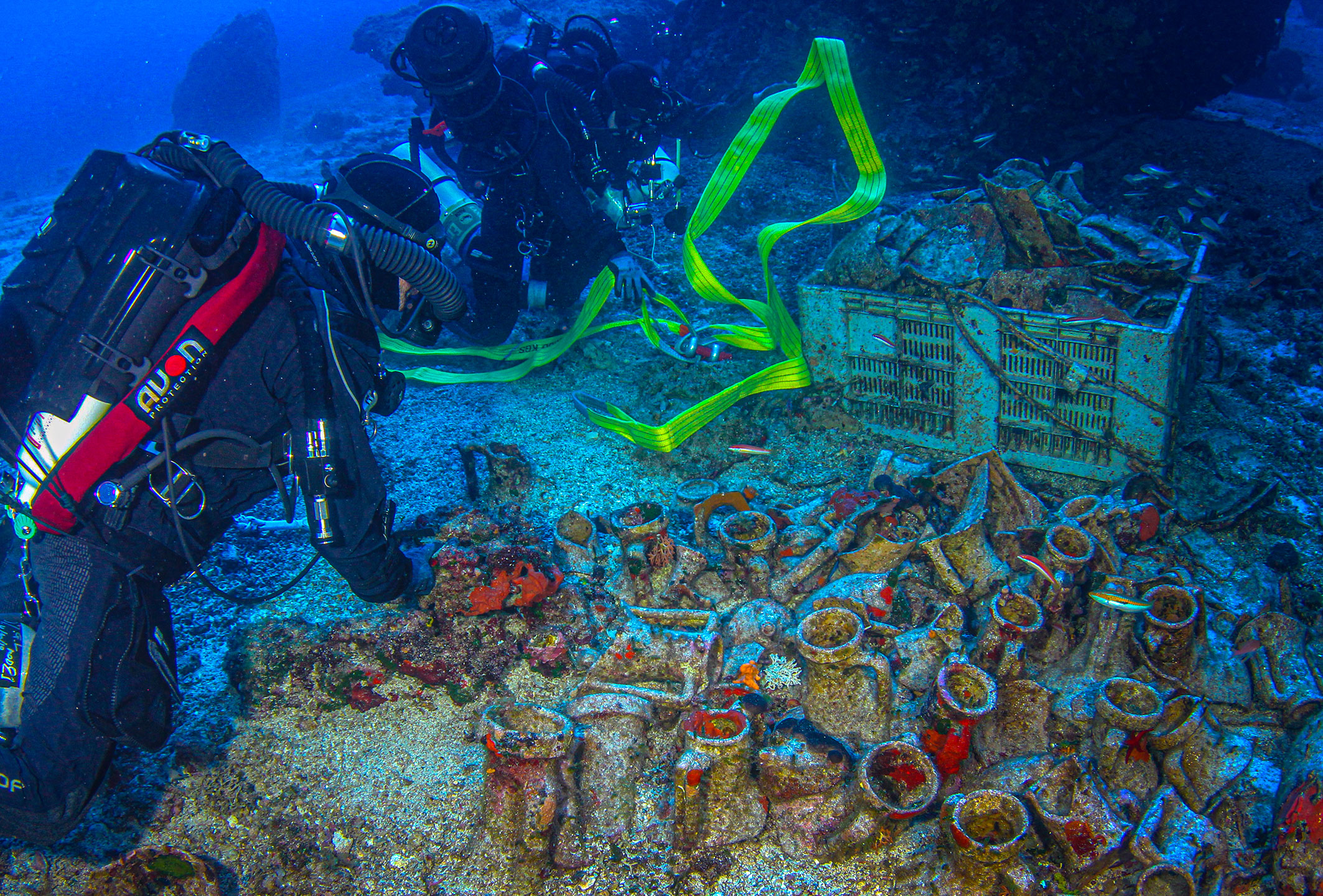 Ancient Antikythera shipwreck reveals more of its secrets