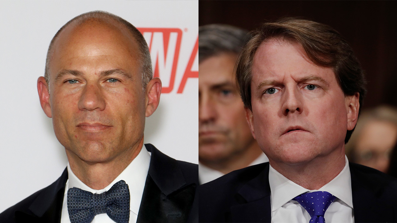 Avenatti should get 'game ball' for role in Kavanaugh confirmation, says ex-White House counsel