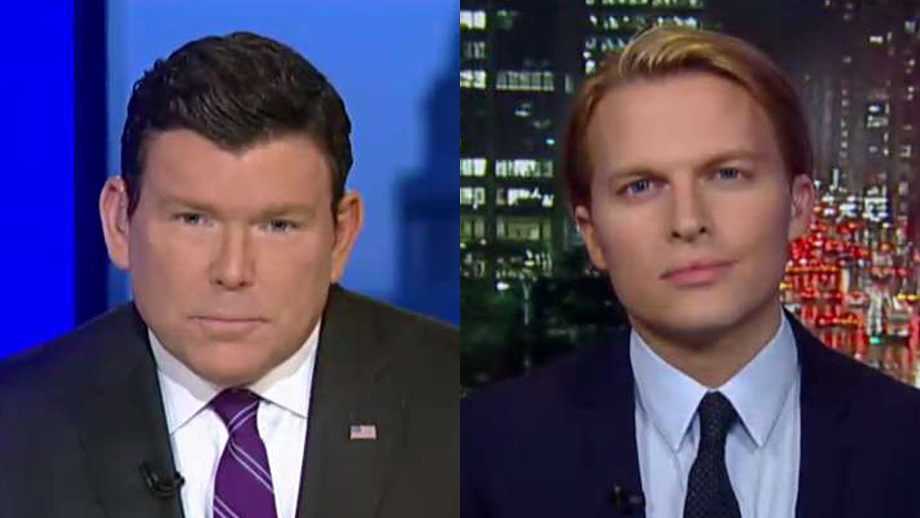 Westlake Legal Group Baier-Farrow Ronan Farrow says Hillary Clinton staff 'raised concerns' about his Weinstein reporting, 'attempted to withdraw' from interview for separate book fox-news/us/us-regions/northeast/new-york fox-news/politics/the-clintons fox-news/person/matt-lauer fox-news/media/fox-news-flash fox-news/media fox-news/entertainment/movies fox-news/entertainment/events/scandal fox news fnc/media fnc Charles Creitz c18bec61-7143-5e55-a20d-0ace5fead201 article