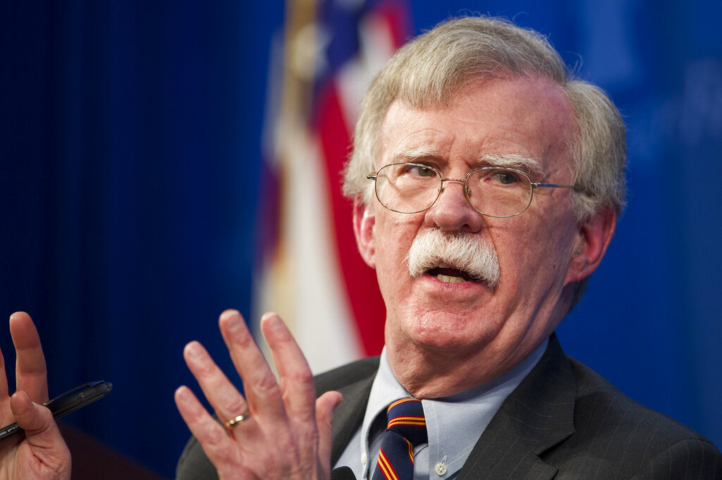 Westlake Legal Group Bolton091919 John Bolton congratulates those involved in 'decisive' airstrike that killed Iranian general fox-news/world/conflicts/iran fox-news/politics/foreign-policy fox news fnc/world fnc Brie Stimson article 048ed476-55e9-55dd-8442-381384ff68cb