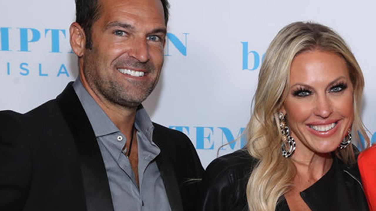 'Real Housewives' star Braunwyn Windham-Burke explains birthday threesome tradition with husband