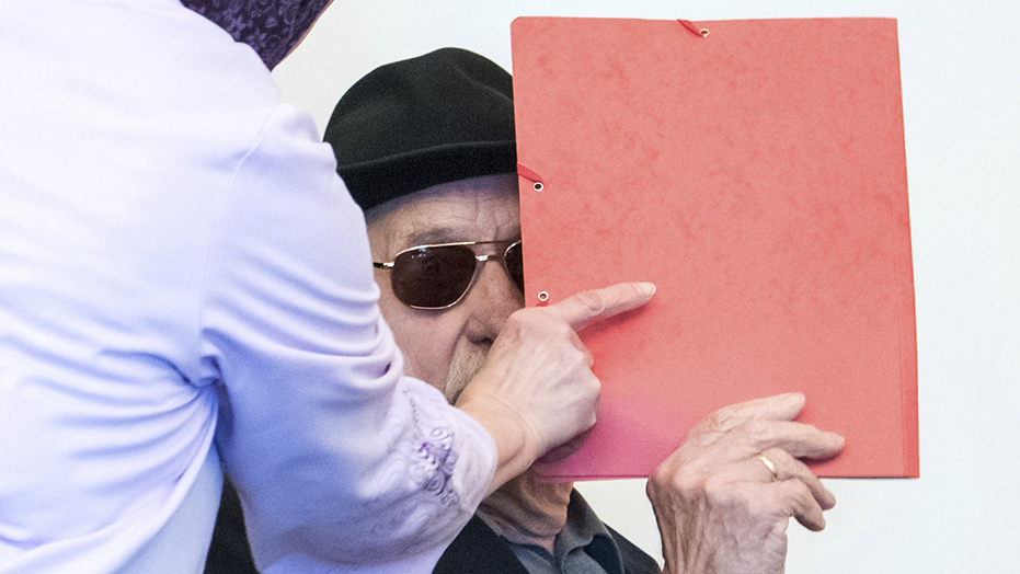 Former Nazi concentration camp guard, 93, tells court that killings have 'haunted' him