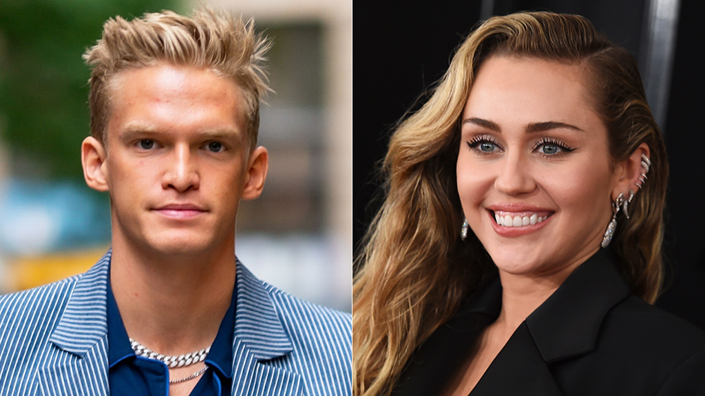 Miley Cyrus, Cody Simpson get intimate with 'Joker' filter in new Instagram video