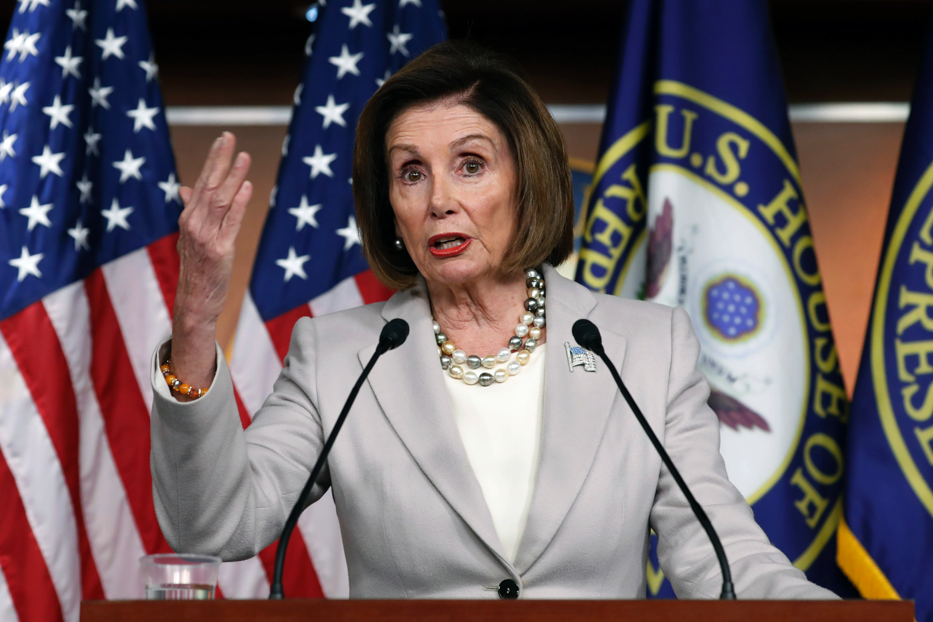 Is Nancy Pelosi holding up major U.S. trade deal over politics? Expert panel debates