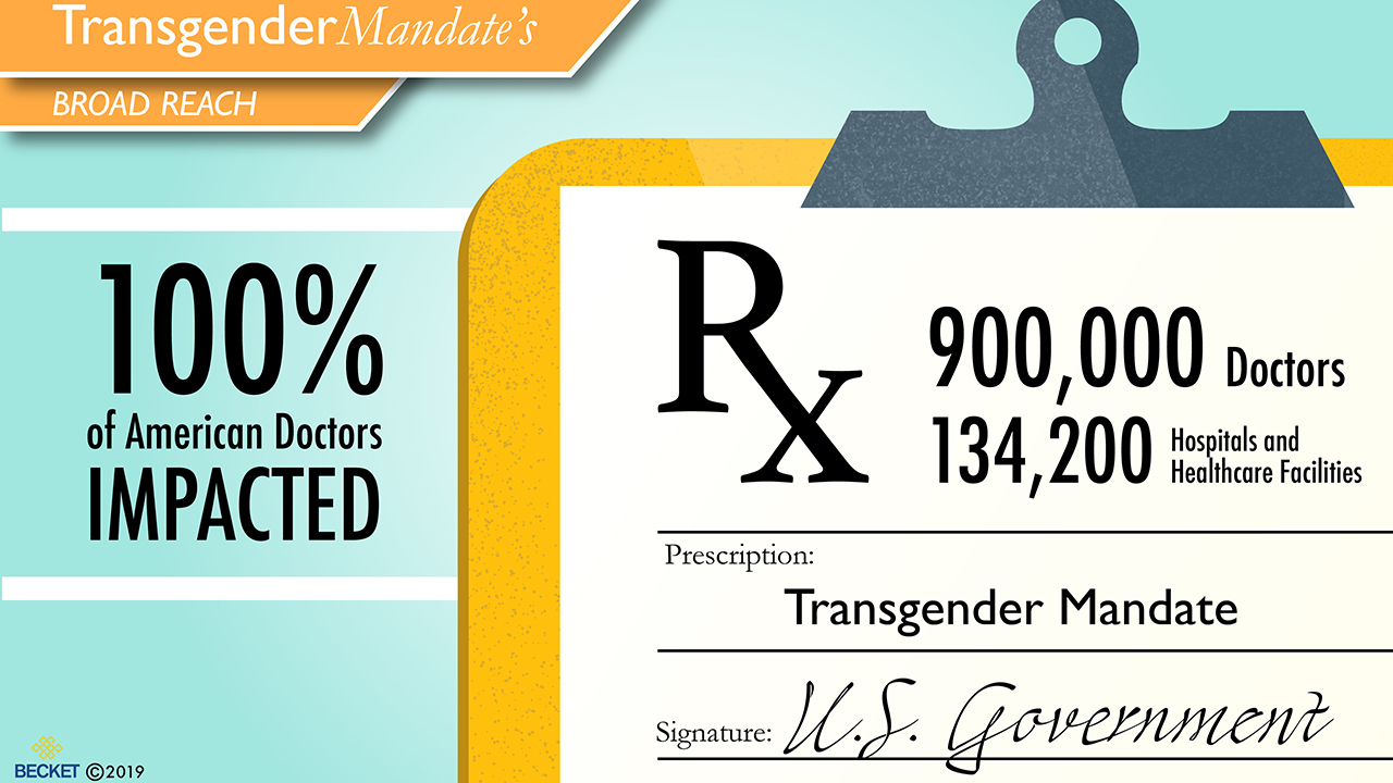 Federal court strikes down Obama administration 'transgender mandate' for doctors
