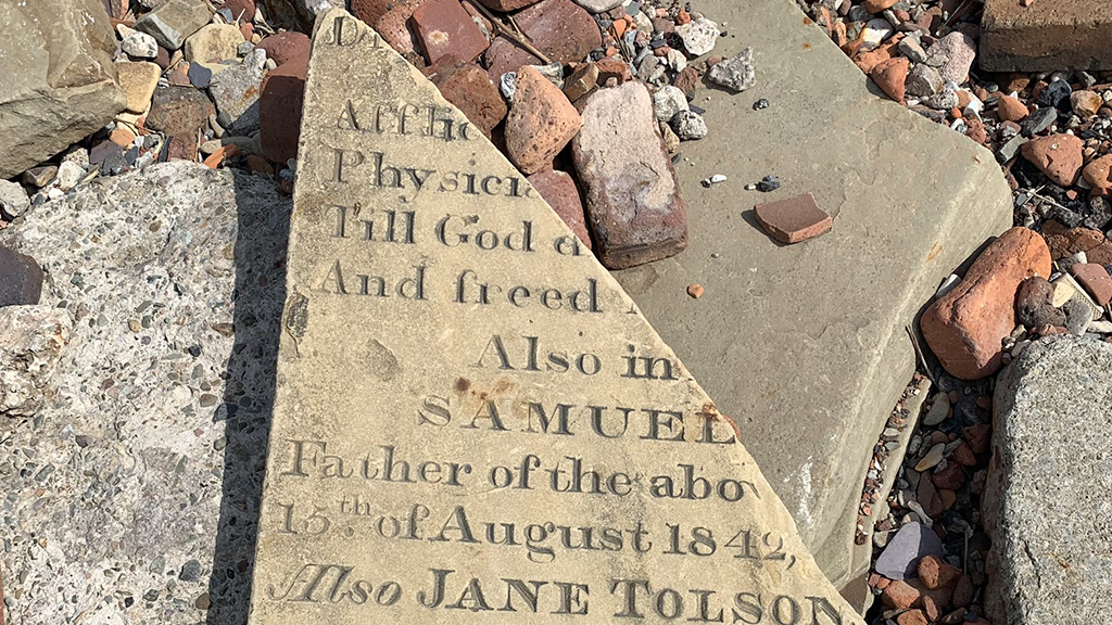 Nazi Blitz secrets revealed in novel Liverpool excavation project