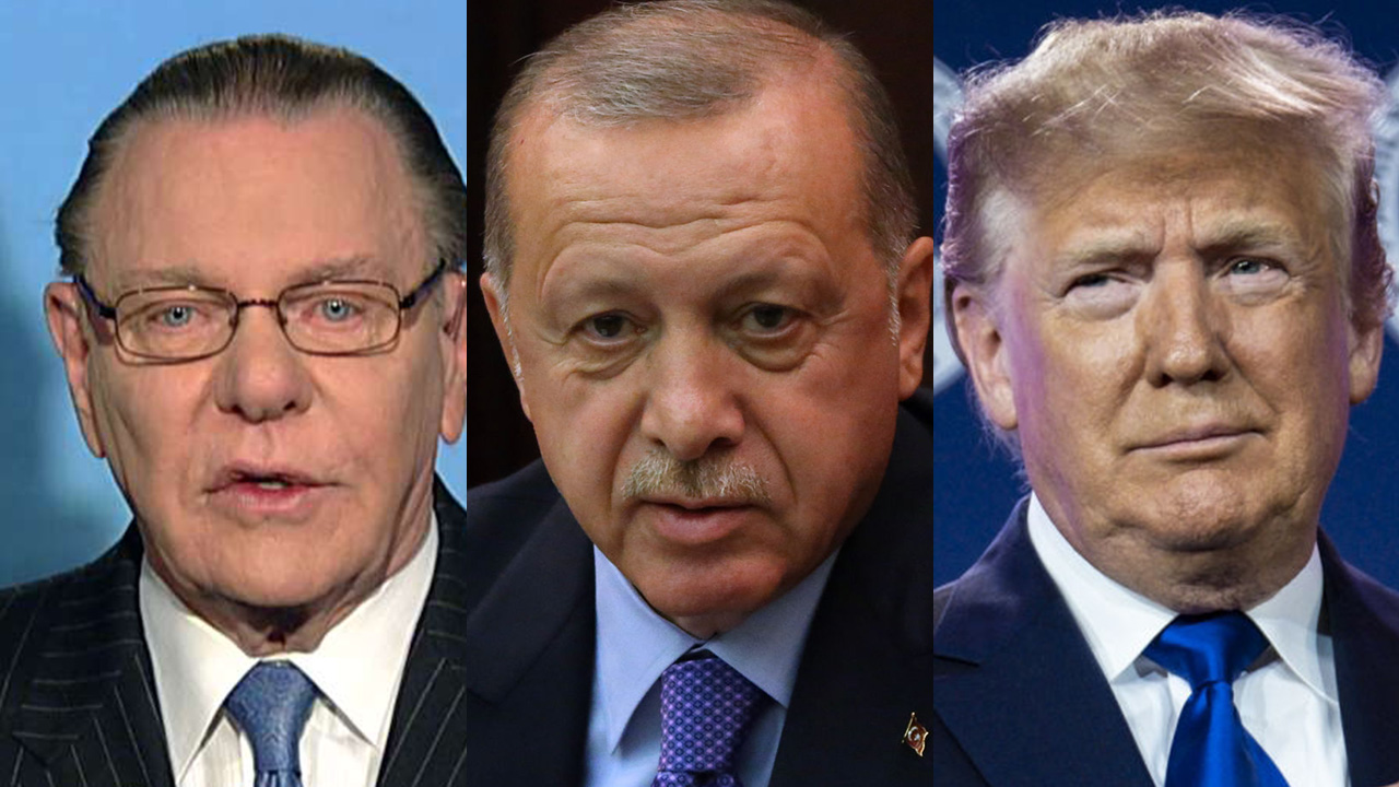 Westlake Legal Group Erdogan-trump Gen. Keane: Trump must tell Turkey to 'stop the killing' in Syria or face retaliation fox-news/world/conflicts/syria fox-news/shows/fox-friends fox-news/media/fox-news-flash fox news fnc/media fnc David Montanaro daff770d-b9c8-5d03-b102-4a161dacb080 article