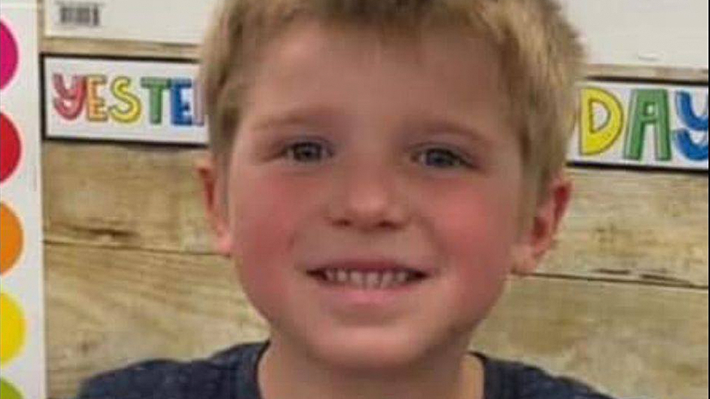 Missing Minnesota boy, 6, and his dog, found in cornfield by drone with thermal camera