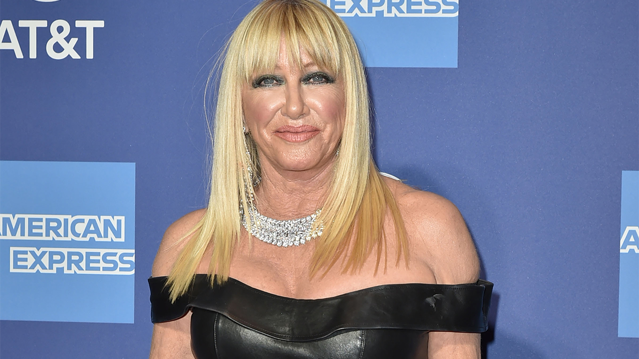 Suzanne Somers, 73, says she and husband Alan Hamel make love twice a day