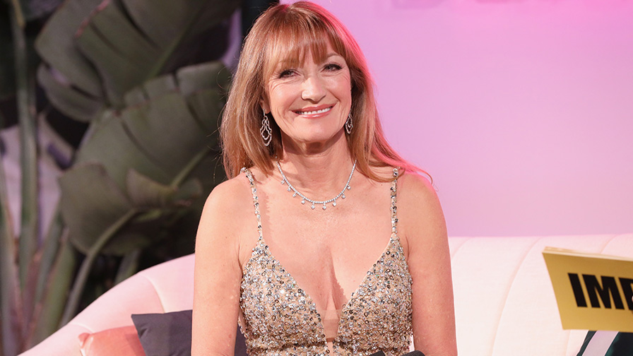 Jane Seymour says Alan Arkin's wife approved their love scene for 'The Kominsky Method'
