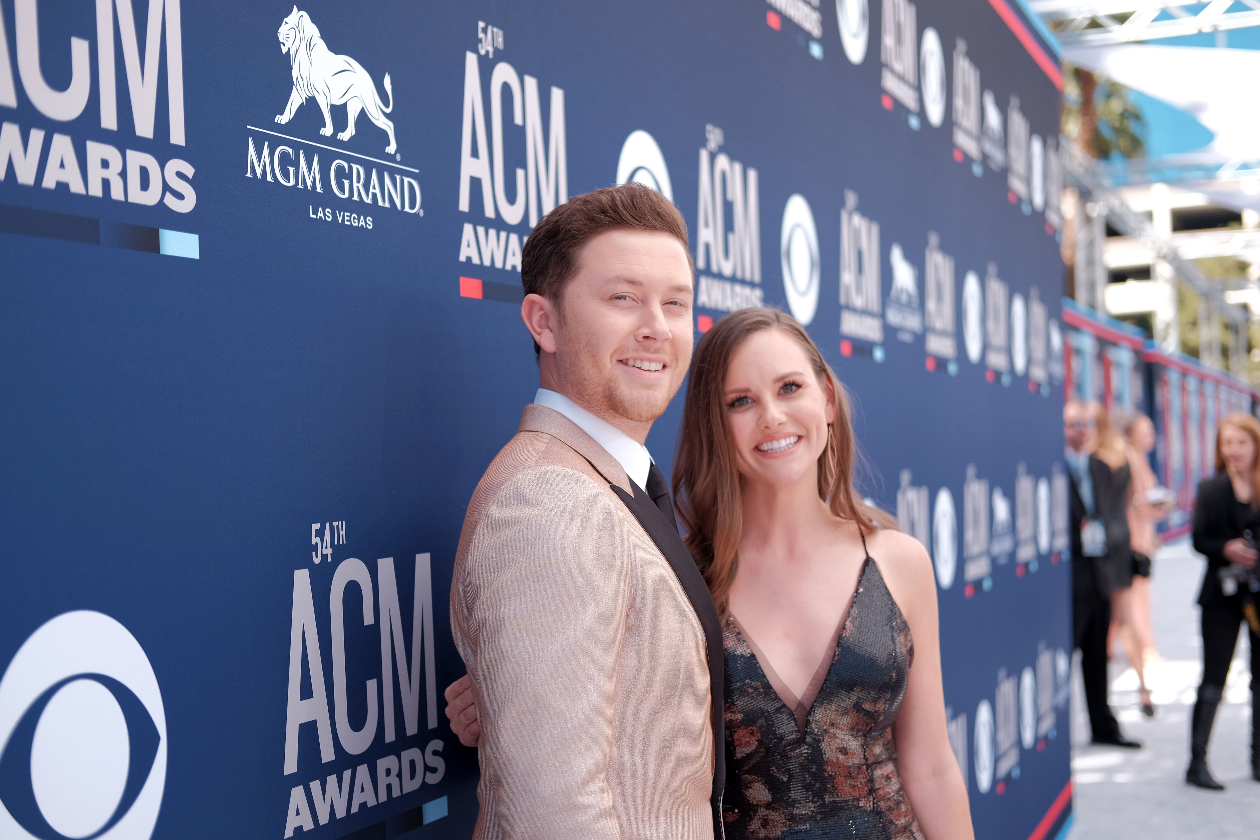 Scotty McCreery, wife Gabi credit faith in God as secret to a happy marriage