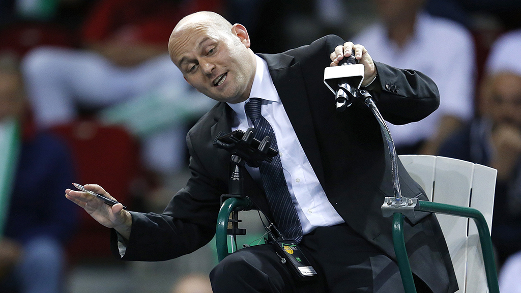 Westlake Legal Group Gianluca-Moscarella-REUTERS Tennis umpire suspended over suggestive remarks to ball girl, coaching player during match Ryan Gaydos fox-news/world/world-regions/italy fox-news/sports/tennis fox news fnc/sports fnc cbd81db3-9430-520e-819f-f2687736c6c9 article