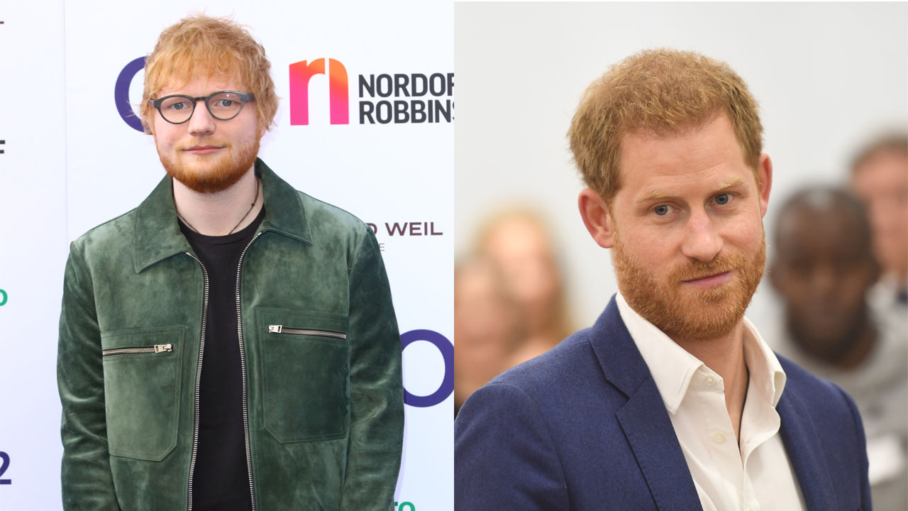 Westlake Legal Group Harry-ed-sheeran Ed Sheeran, Prince Harry promote World Mental Health Day with comedic video Nate Day fox-news/person/prince-harry fox-news/entertainment/celebrity-news fox-news/entertainment fox news fnc/entertainment fnc article 71f7095f-c483-53de-a1ff-3d6a1aea92ea