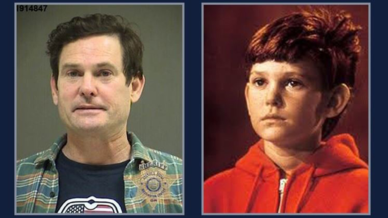 'E.T.' star Henry Thomas under DUI arrest in Oregon