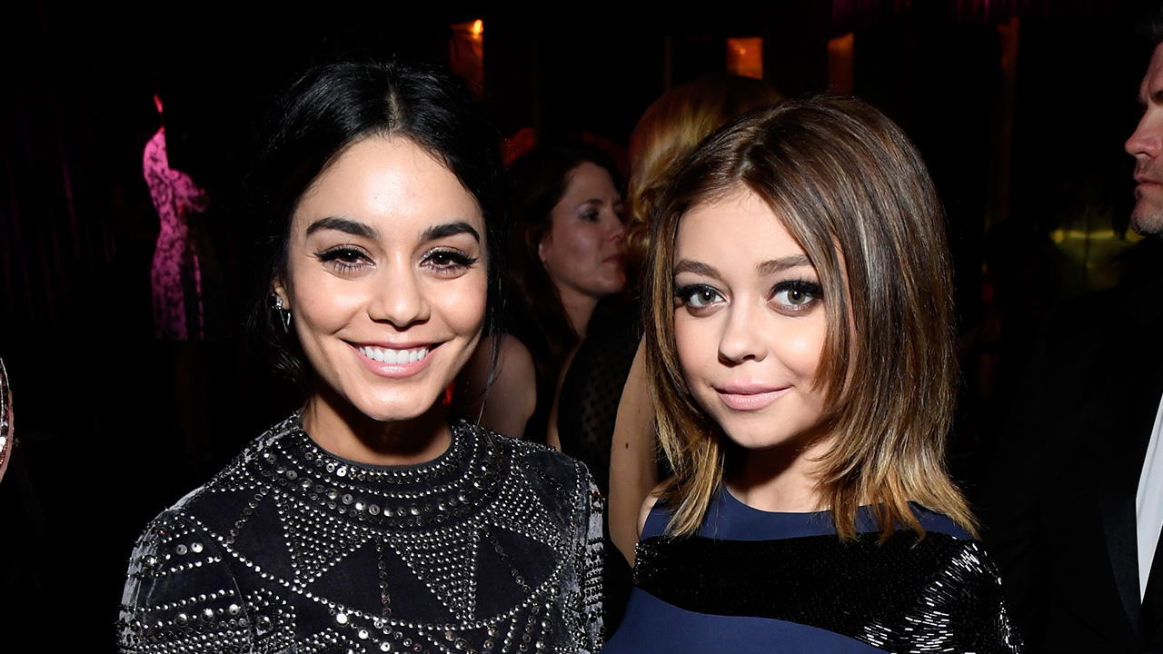 Westlake Legal Group Hudgens-HylandGettyImages-631290596 Vanessa Hudgens to be bridesmaid in Sarah Hyland's wedding New York Post Jaclyn Hendrick fox-news/person/sarah-hyland fox-news/entertainment/style fox-news/entertainment/celebrity-news fnc/entertainment fnc fdad32e4-8668-5c96-921b-eddc9b518e9b article