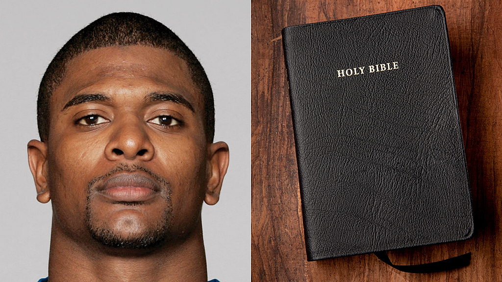 Westlake Legal Group Jack-Brewer-Bible-Getty-iStock 'I've made mistakes, chased women and did wrong': NFL player opens up about his journey to finding God Yael Halon fox-news/us/religion/christianity fox-news/us/religion fox-news/topic/fox-nation-opinion fox-news/sports fox-news/opinion fox-news/fox-nation fox-news/faith-values fox news fnc/media fnc article 212e1de1-268c-564a-9629-42d079fc9bf8