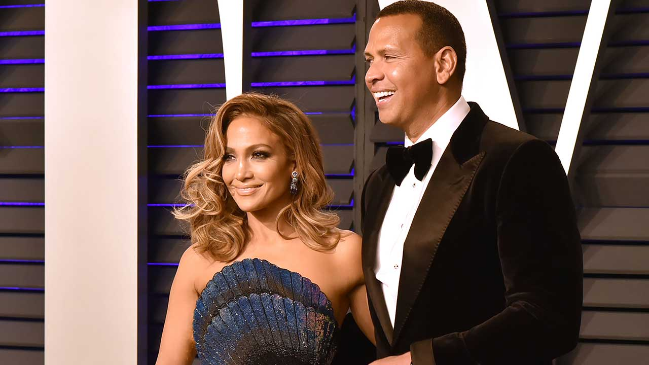Jennifer Lopez and Alex Rodriguez partner with frozen meal brand