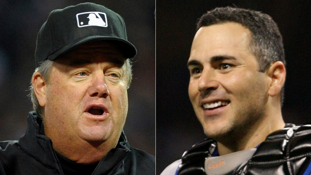 MLB umpire Joe West sues ex-catcher Paul Lo Duca over bribery claims