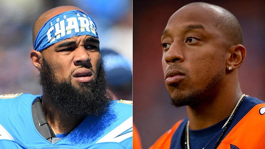 Los Angeles Chargers' Keenan Allen jabs Denver Broncos' Chris Harris: 'That boy can't hold my jockstrap'