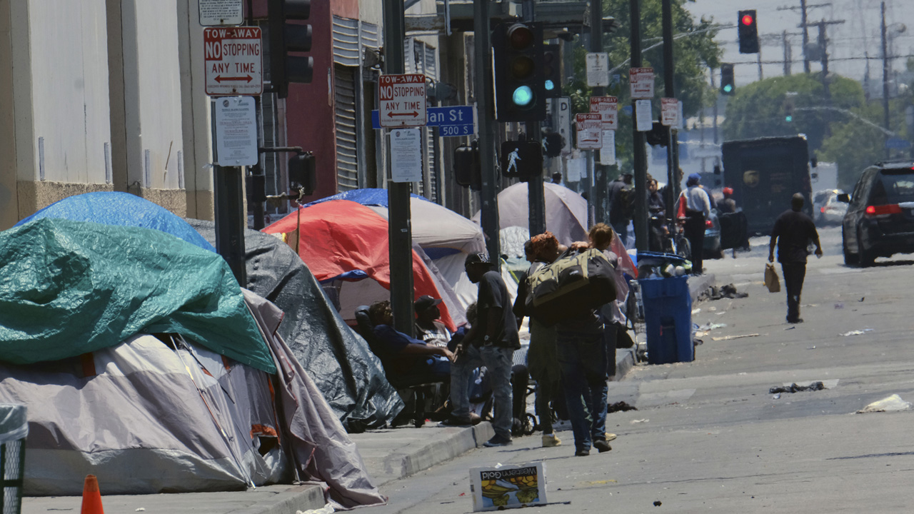 Attacks by homeless on rise in California, advocates say local leaders to blame