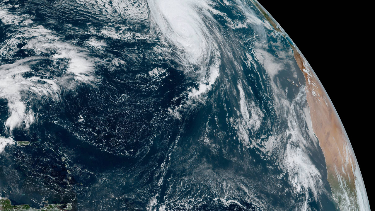Hurricane Lorenzo to pound the Azores with up to 70-foot waves, more bodies found from sunken tugboat