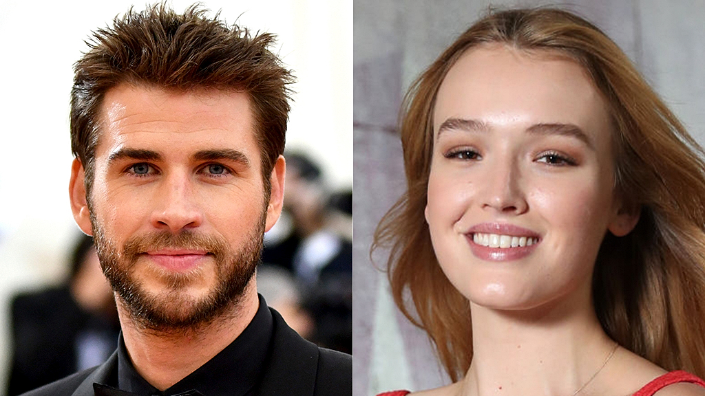 Liam Hemsworth moves on from Miley Cyrus with 'Dynasty' actress