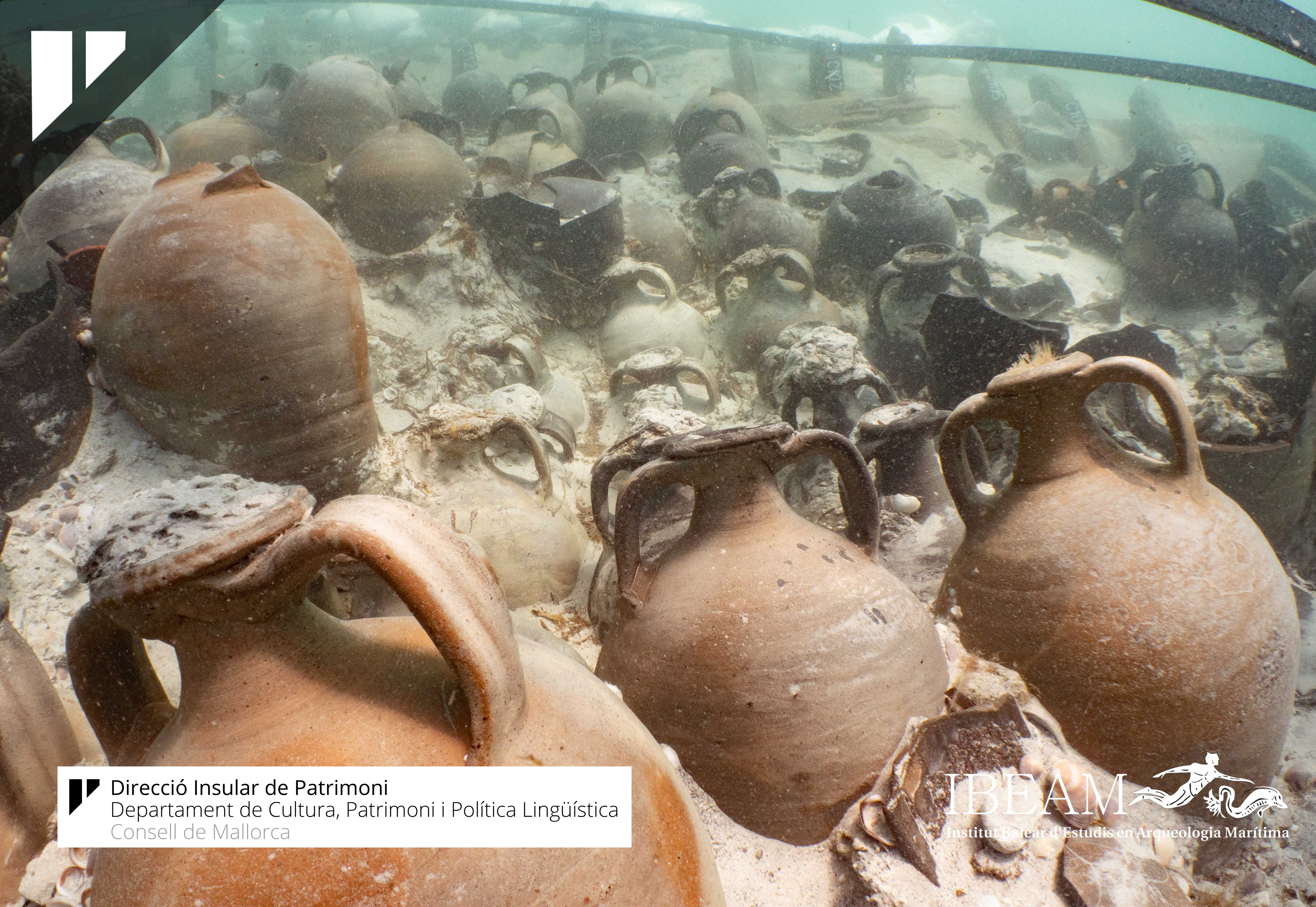 Stunning cargo discovered on well-preserved Roman shipwreck