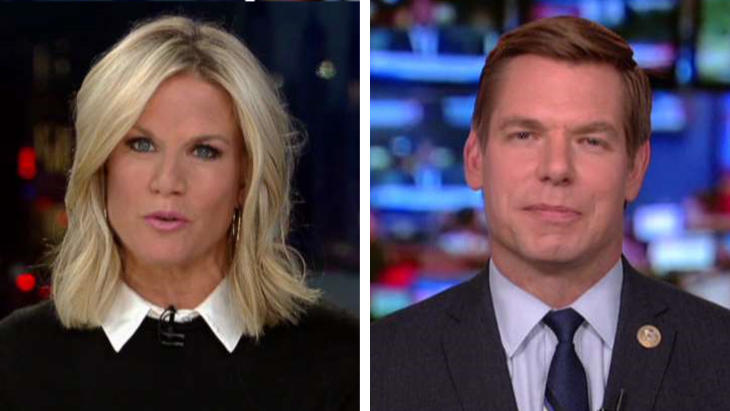 Rep. Swalwell defends 'closed-door' impeachment investigation: 'This is a tight circle of people'
