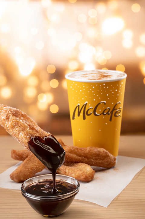 Mcdonald's mengumumkan baru McCafe musiman kopi, dan itu bukan labu dibumbui