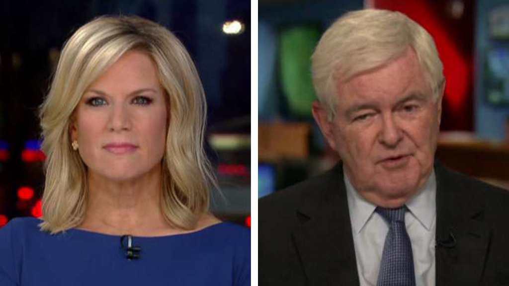 Westlake Legal Group McCallum-Gingrich Gingrich on 'joke' resolution formalizing impeachment: Passage will 'kill' House Democrats' majority Victor Garcia fox-news/shows/the-story fox-news/politics/trump-impeachment-inquiry fox-news/person/nancy-pelosi fox-news/media/fox-news-flash fox-news/media fox news fnc/media fnc bd69e68c-b9ae-5a90-8d3f-88b90b92027a article
