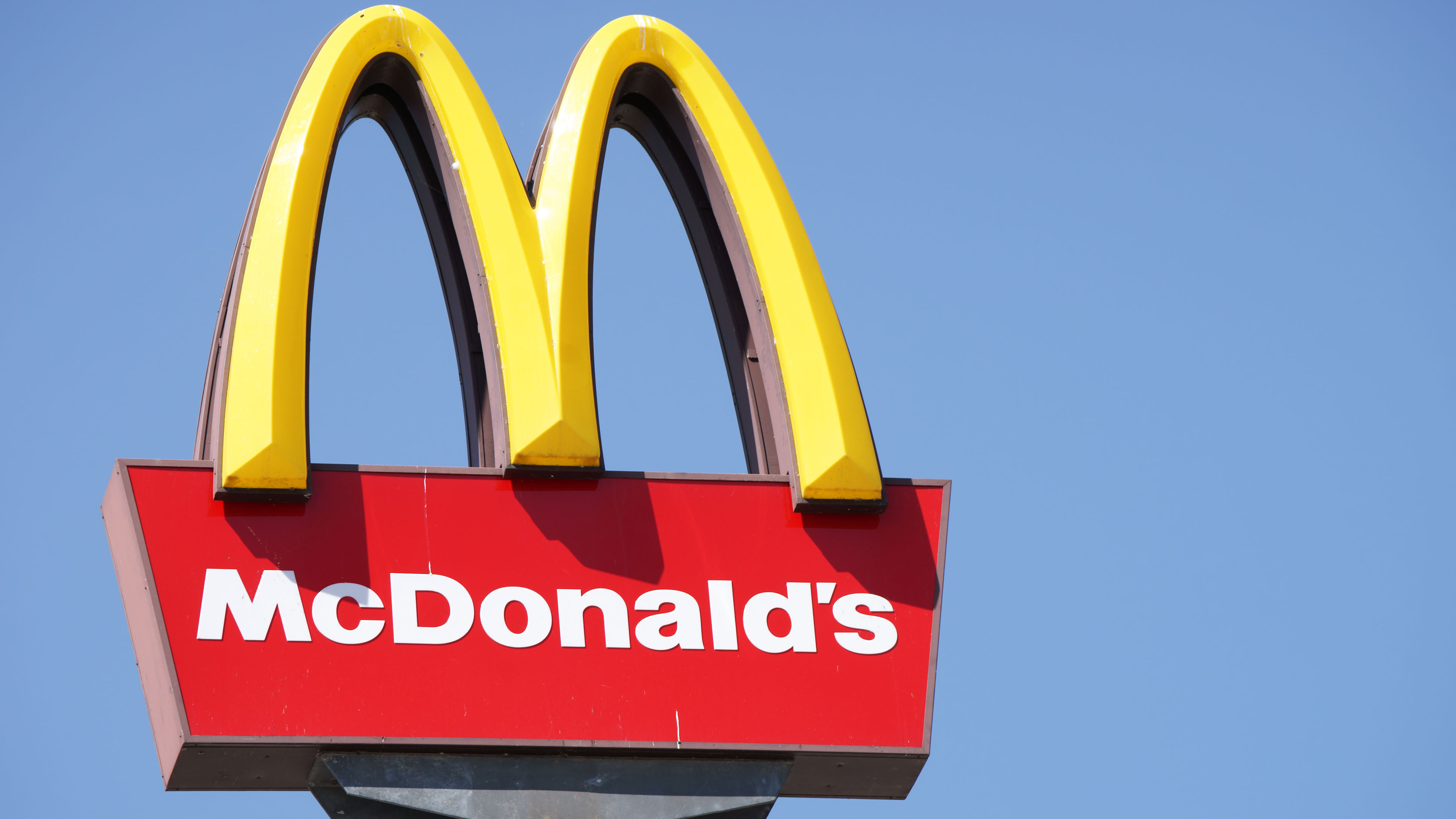McDonald's security guard allegedly calls customer 'stupid white boy,' punches his table