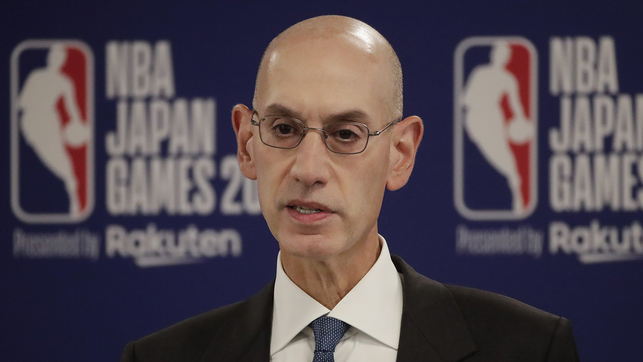 Westlake Legal Group NBA-Adam-Silver4 Adam Silver warned of 'retribution' for allegedly lying about China requesting he fire Rockets GM Ryan Gaydos fox-news/world/world-regions/hong-kong fox-news/world/world-regions/china fox-news/sports/nba/houston-rockets fox-news/sports/nba fox news fnc/sports fnc article 65094260-80f7-5de5-996e-ec8be81be582