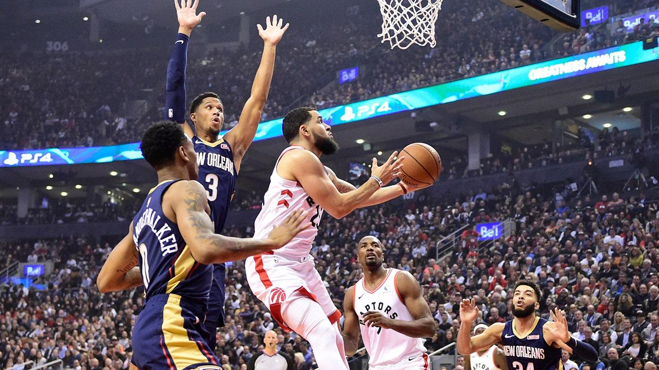 VanVleet skor karir-tinggi 34, Raptors atas Pelicans 130-122