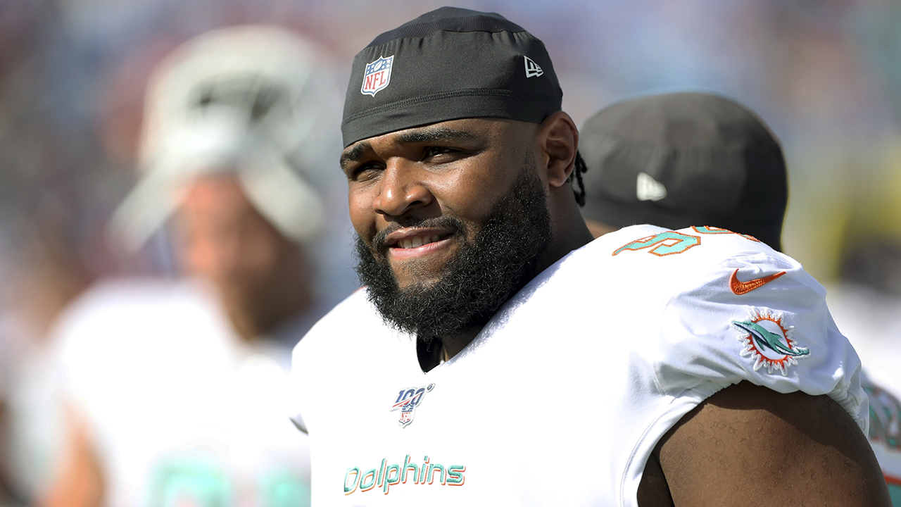 Westlake Legal Group NFL-Christian-Wilkins2 Miami Dolphins' Christian Wilkins ejected 33 seconds into game vs. Buffalo Bills Ryan Gaydos fox-news/sports/nfl/miami-dolphins fox-news/sports/nfl fox news fnc/sports fnc article 0af3c556-2928-5fe9-92ff-393faa73b297
