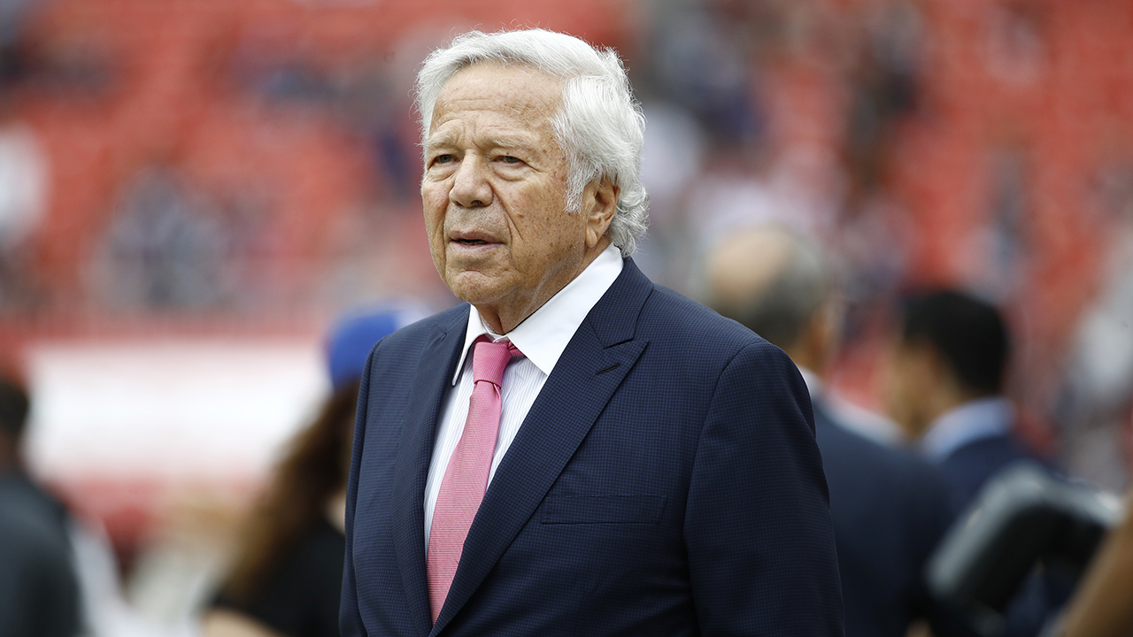 Robert Kraft comments on latest New England Patriots filming scandal