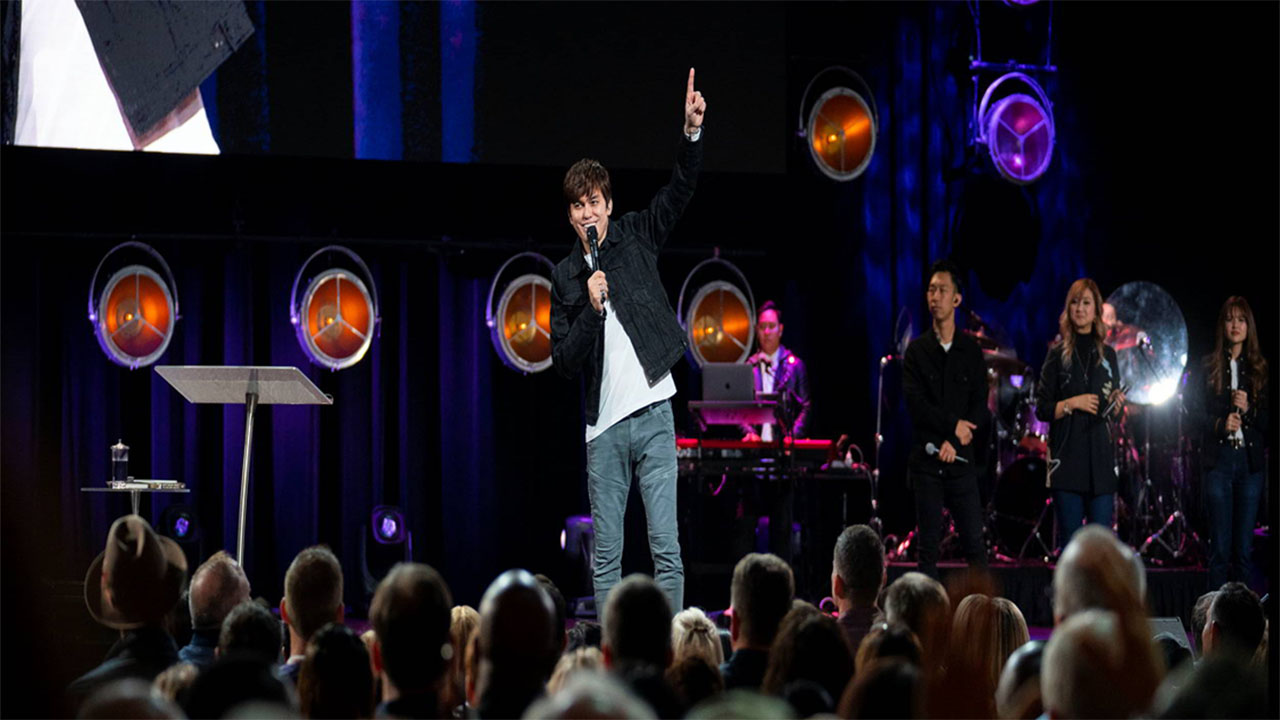 Why Pastor Joseph Prince takes communion daily -- and his 'simple' message for America