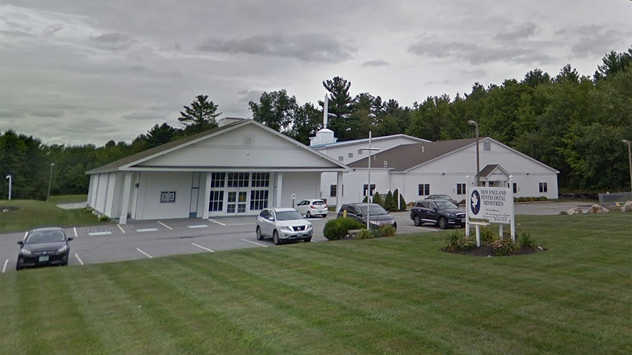 Shooting during wedding at New Hampshire church injures 2