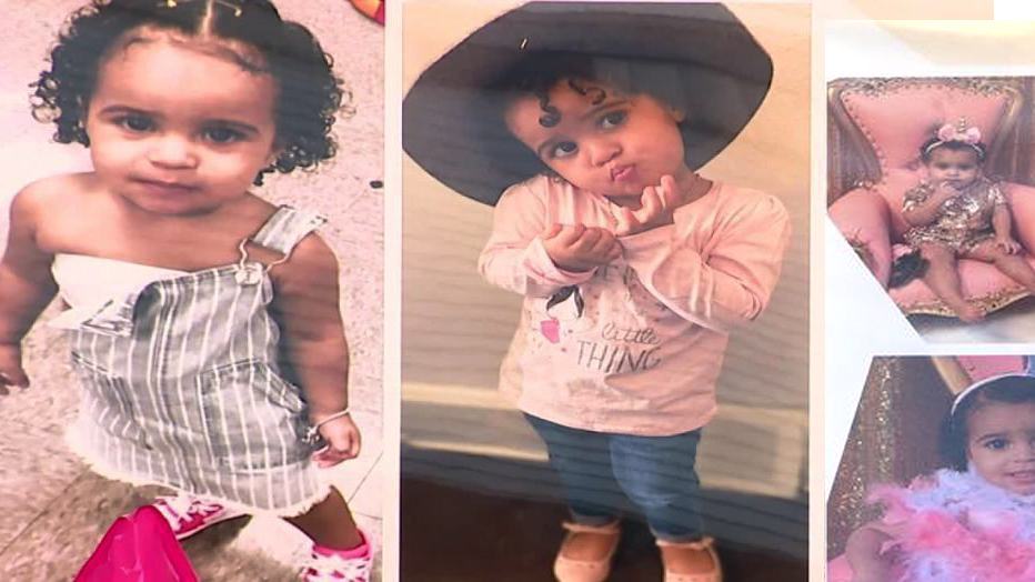 Man charged in shooting death of 2-year-old girl in Philadelphia, another man in custody: police