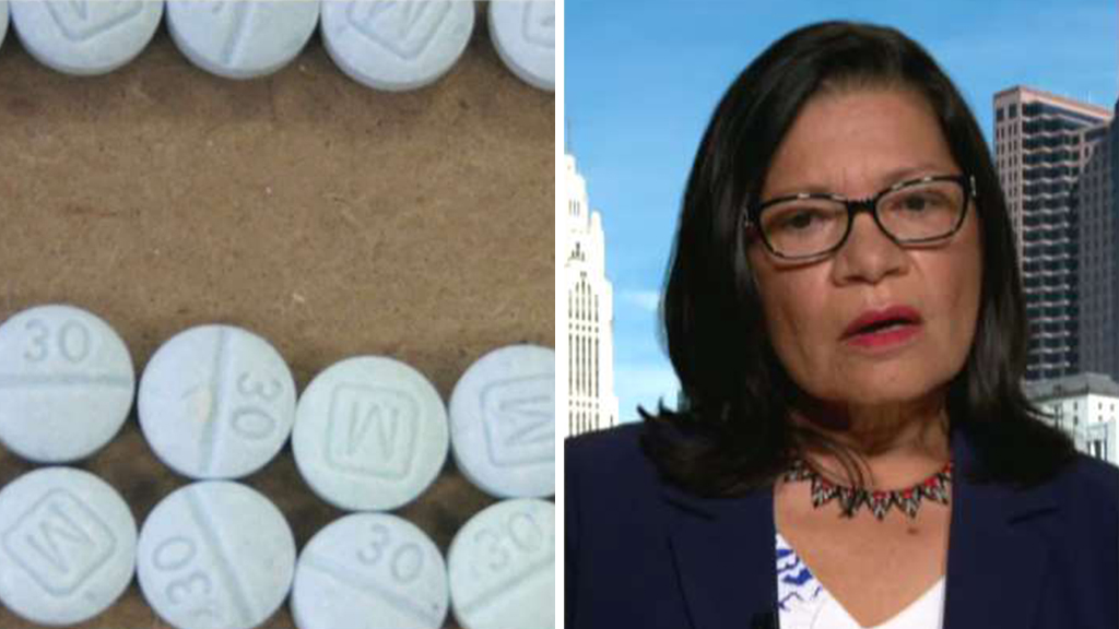 Ohio coroner says opioid crisis is 'not going away' after 10 deaths in her county in just over a day
