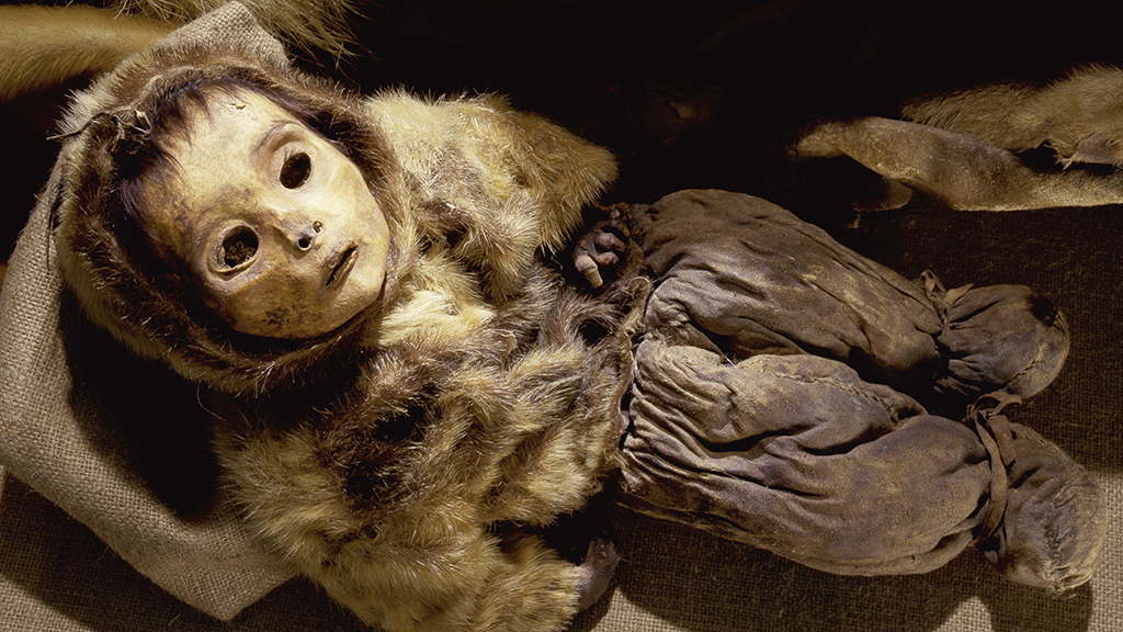 500-year-old frozen bodies are 'North America's best preserved mummies'