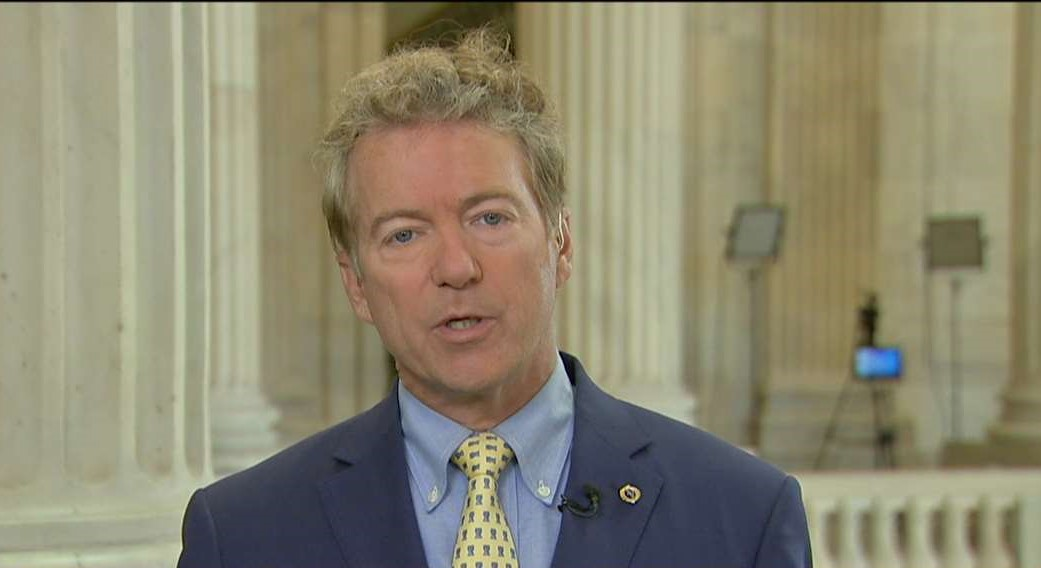 Rand Paul doubles down on call for whistleblower to come forward, slams Hunter Biden