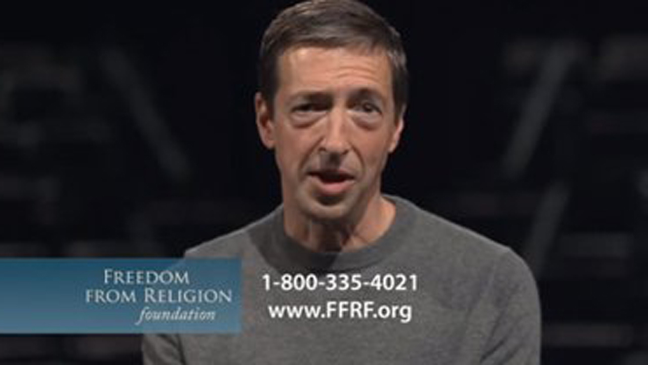 'Ron Reagan' tops Google search during Dem debate for atheist group ad: 'Not afraid of burning in hell'